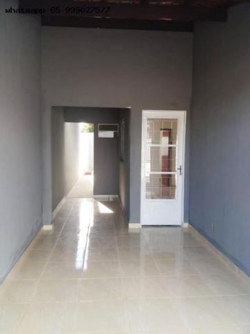 Casa para Venda em Várzea Grande, Novo Mundo, 2 dormitórios, 1 suíte, 1 banheiro, 2 vagas - Foto 3