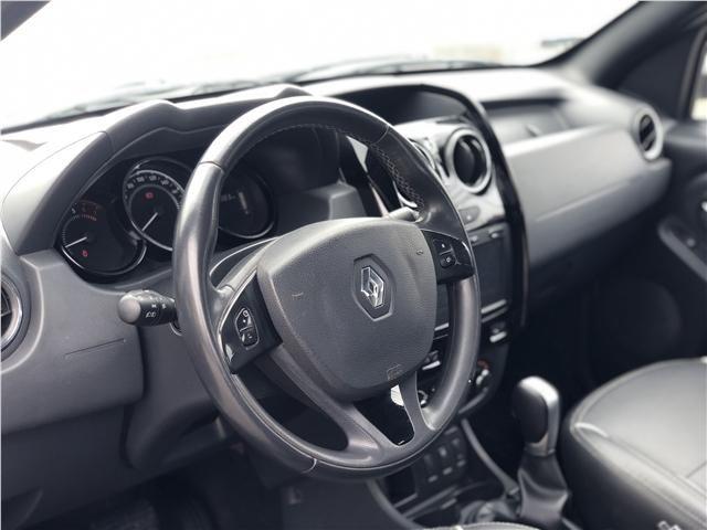 Renault Duster oroch 2.0 16v hi-flex dynamique automático - Foto 9