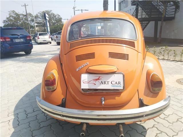 Volkswagen Fusca 1.5 8v gasolina 2p manual - Foto 3