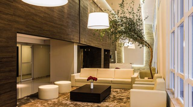 Apartamento Duplex 142m2 3Q st Oeste/lindo/vista perfeita/25a/aceita permuta menor Valor - Foto 9