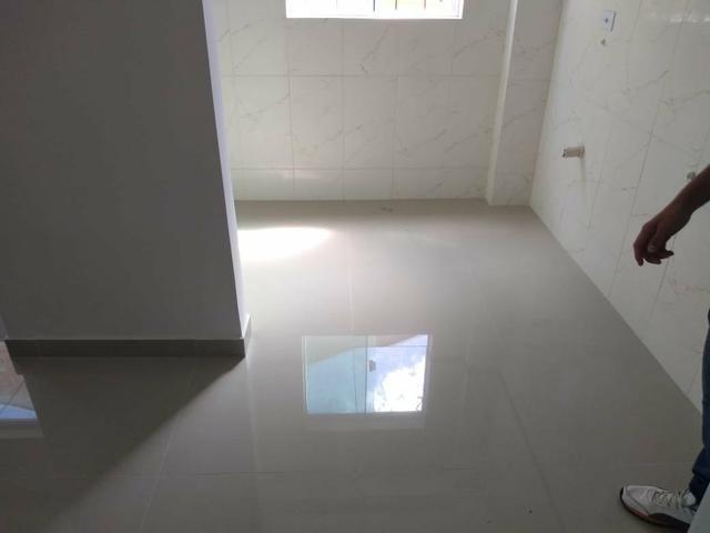 EF/ apartamento em Fazendinha com sacada estacionamento coberto - Foto 2