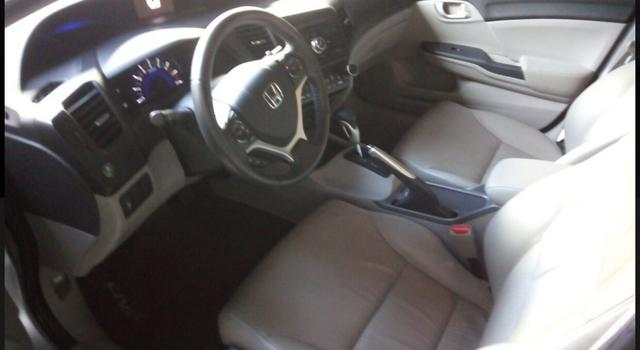 Honda Civic 2.0 LXR - Foto 2