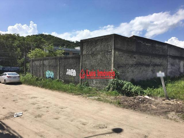 Área para alugar, 2400m² por R$17.000/mês - Itaipu - Niterói/RJ - AR0020 - Foto 10