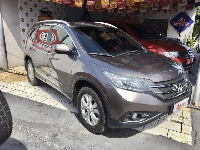 CR-V EXL 4x4 2.0 AT 2012 - Foto 3