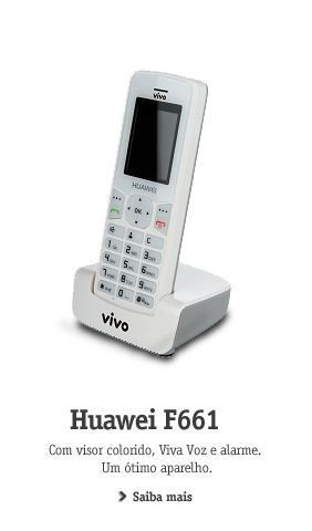 Telefone Fixo Sem Fio - Foto 2