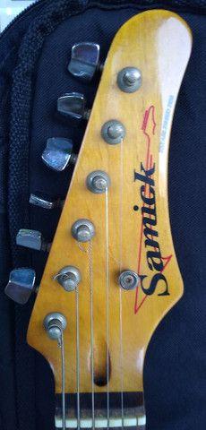 Guitarra samick. - Foto 4