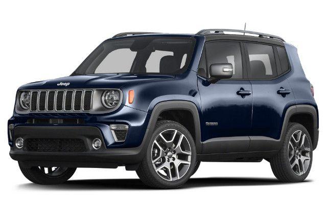 Jeep Renegade Limited flex aut 2021