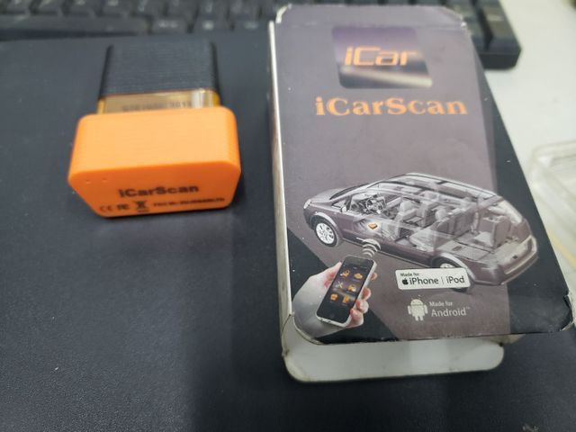 Scanner bluetooth icarscan todas montadoras, funções especiais