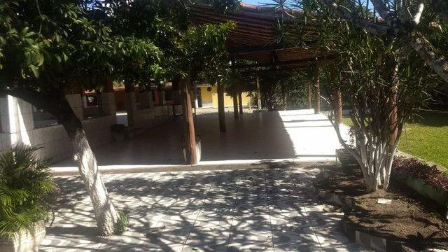 Aluguel salão de festas Sítio Pinheiro 600,00 atrás Motel Chanceller Laranjal - Foto 3