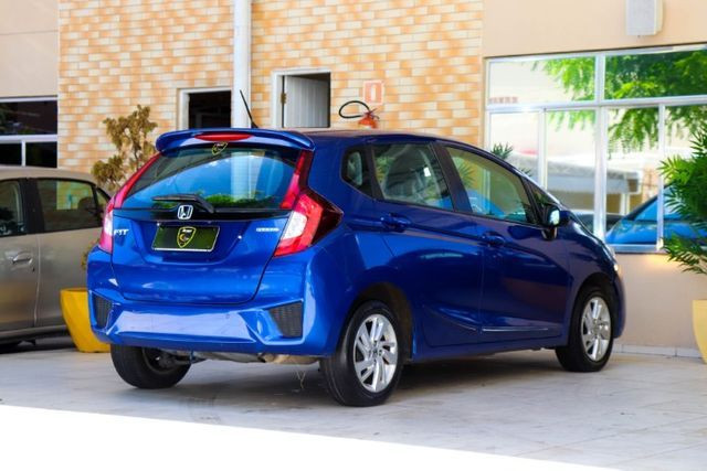 Honda fit lx automático 2015 - Foto 4