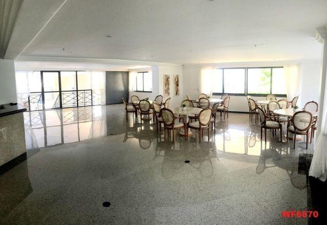 Edifício Búzius, apartamento com 4 quartos, gabinete, estar íntimo, 4 vagas - Foto 16