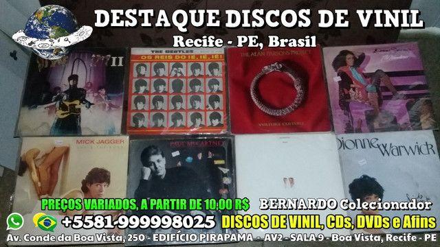 Raridades da Música em Vinil, CDs e DVDs, Edificio Pirapama, Boa Vista, Recife - PE - Foto 2