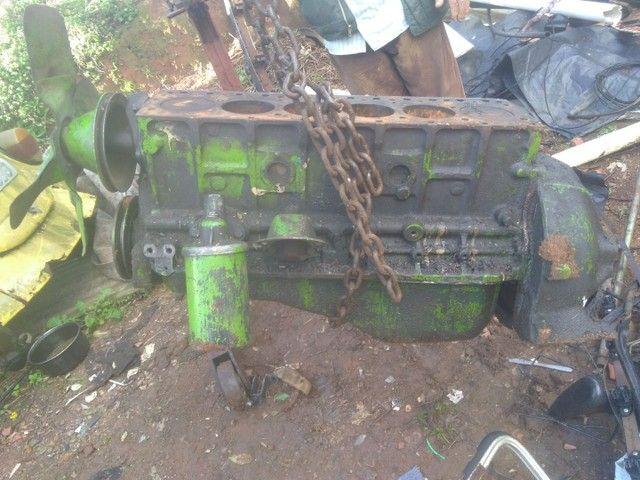 Bloco Chevrolet  da C10  6 cilindros vendo por peças ou o bloco inteiro - Foto 18