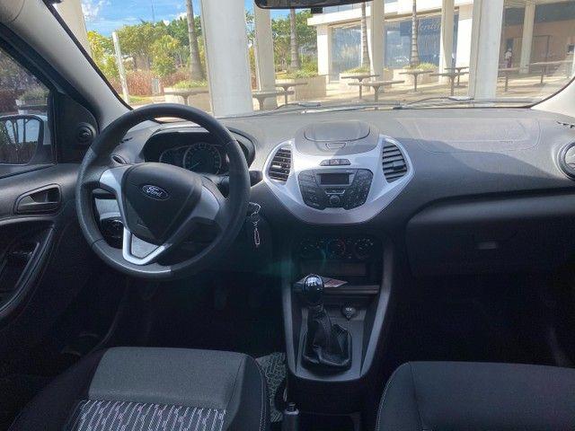Ford K,1.0,2018 muito novinho  - Foto 6