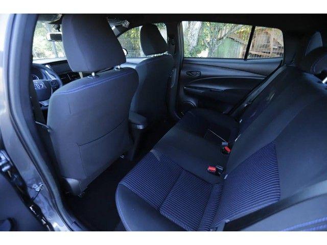Toyota Yaris HATCH XL LIVE 1.3 FLEX AUT. - Foto 8