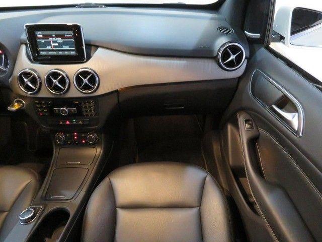 Mercedes-Benz B 200 1.6 Sport Turbo Aut Blindagem III-A Top de Linha C/ Paddle Shift - Foto 12