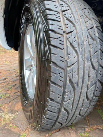 Toyota - Hilux CD srv 3.0 4x4 2012 - Foto 5