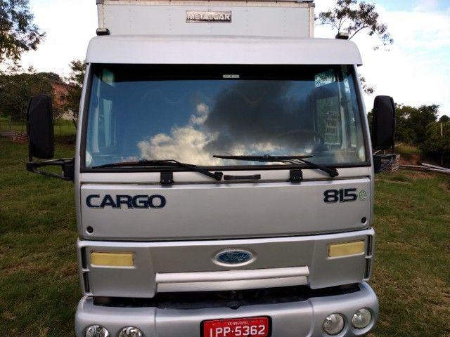 Cargo 815!!!!!! 6,30 de baú - Foto 11