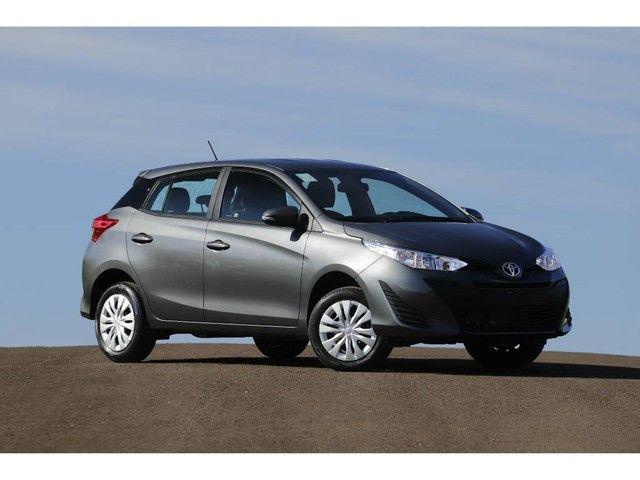 Toyota Yaris HATCH XL LIVE 1.3 FLEX AUT.