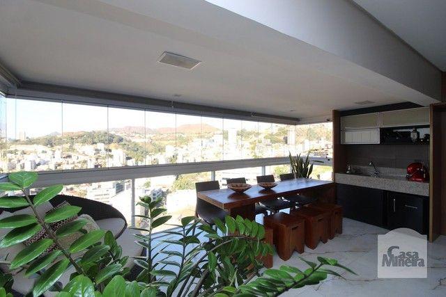 Apartamento à venda com 4 dormitórios em Santa lúcia, Belo horizonte cod:337032 - Foto 13