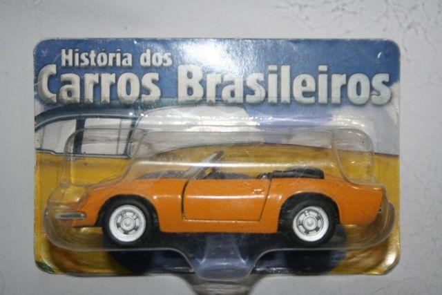 Miniatura de Carro Nacional Puma GTS