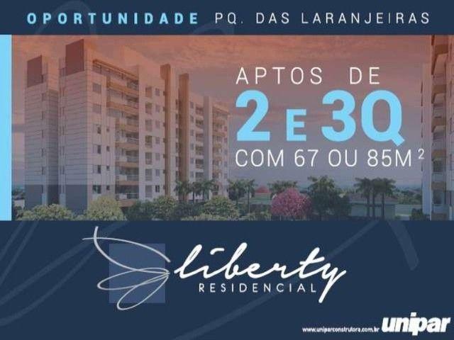 Apartamento 2 quartos a venda, bairro Flores, Residencial Liberty, Manaus-AM - Foto 3