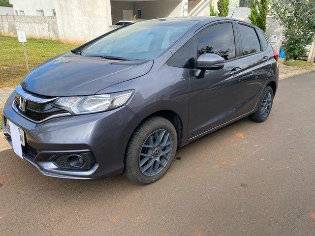 Honda Fit 2018  apenas:21187 km ,impecavel - Foto 2