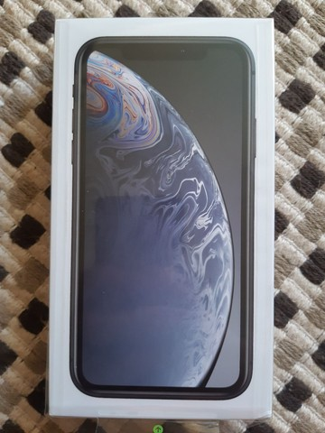 IPHONE XR 64GB PRETO
