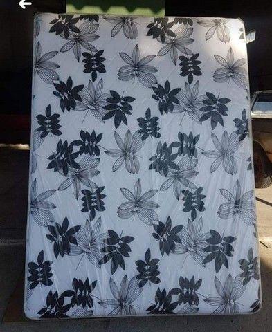 -*- cama box direto da fabrica 07 cm de espuma