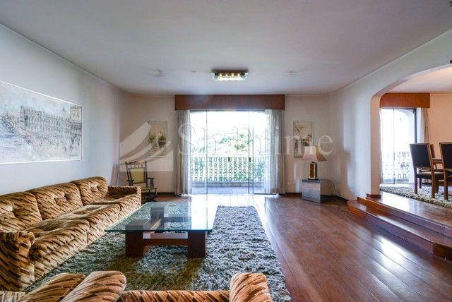 Vende-se ou aluga-se amplo apartamento em Moema pássaros - Foto 2
