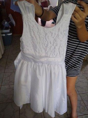 Vestido festa infantil - Foto 6