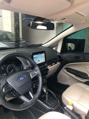 Ford Ecosport Titanium Top de linha com Teto - Foto 4