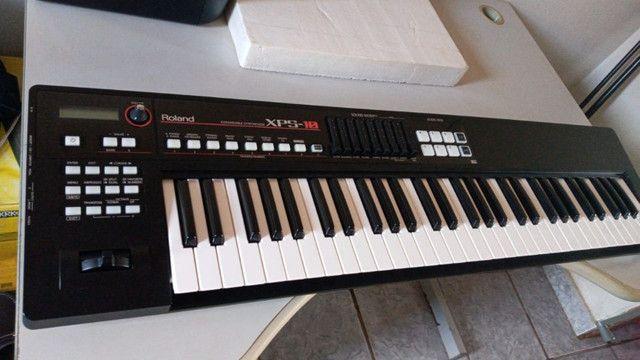 Roland XPS10 usado poucas vezes - Foto 3
