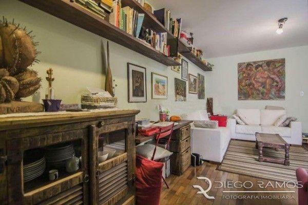 Apartamento à venda com 2 dormitórios em Rio branco, Porto alegre cod:5174 - Foto 2