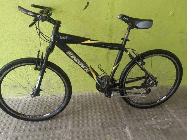 Bicicleta de Aluminio - Foto 2