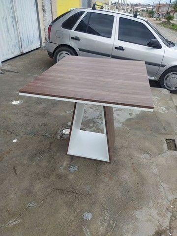 mesa 4 cadeiras  - Foto 2