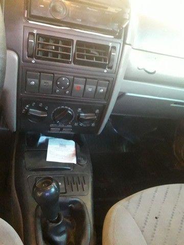 Santana 1.8 ap carro em dias( vendo o troco por moto).11.000 - Foto 16