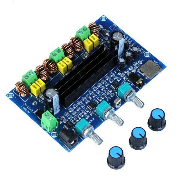 Placa amplificadora 220W RMS - Foto 3