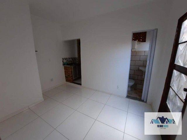 Kitnets com 01 dormitório para alugar, a partir de R$ 550/mês - Engenhoca - Niterói/RJ - Foto 8