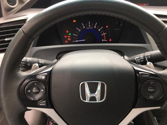 Honda civic 2013 exs flex - Foto 11