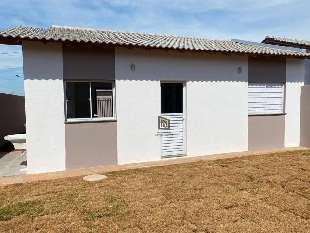 Casa com 2 dormitórios à venda, 66 m² por R$ 159.900 - Jacaranda - Várzea Grande/MT - Foto 7