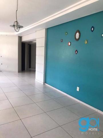 Apartamento com 3 dormitórios à venda, 140 m² por R$ 550.000,00 - Batista Campos - Belém/P - Foto 6