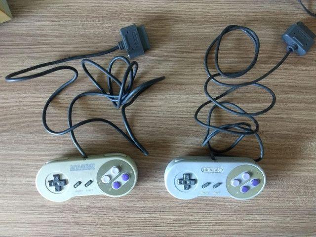 Super Nintendo Funcionando - Foto 6