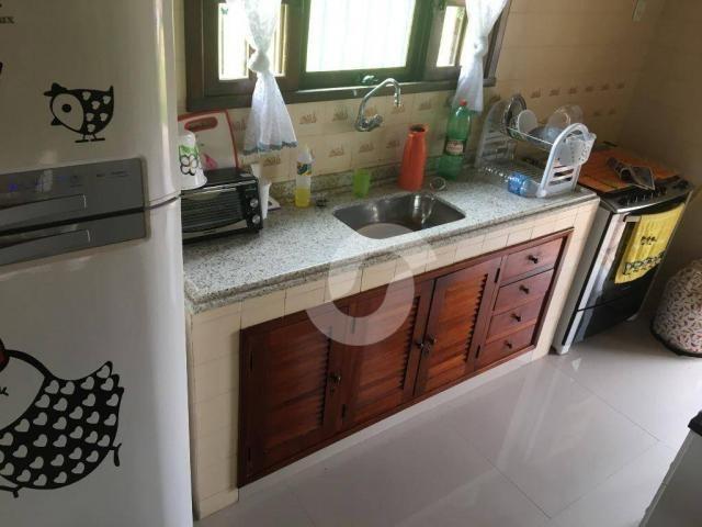 Casa com 3 dormitórios à venda por R$ 400.000,00 - Jacaroá - Maricá/RJ - Foto 18