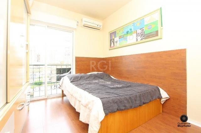 Apartamento à venda com 2 dormitórios em Jardim botânico, Porto alegre cod:VP87626 - Foto 12