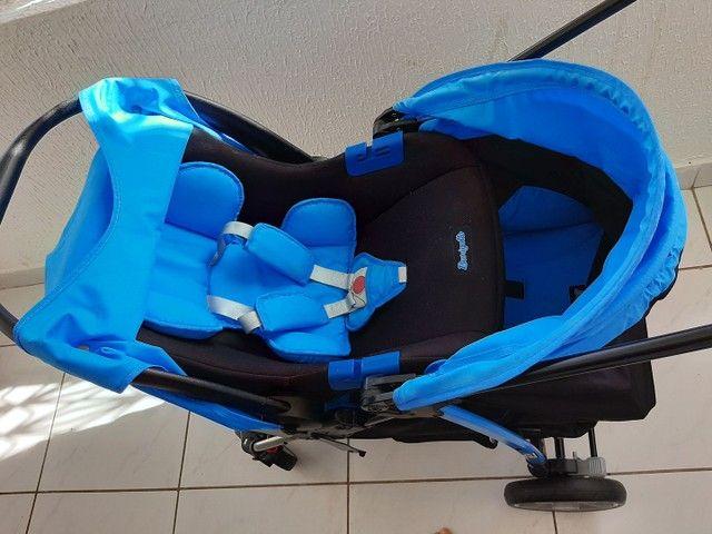 Carrinho e Bebe Conforto que se acoplam - Foto 2