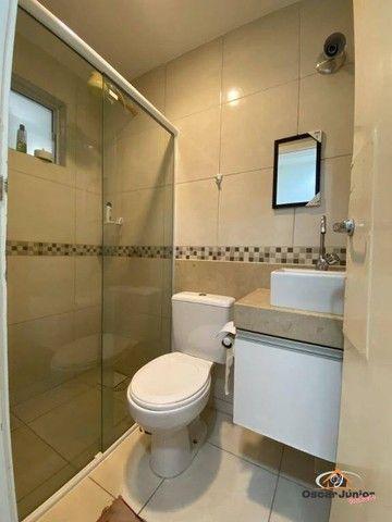 Apartamento com 4 dormitórios à venda, 203 m² por R$ 550.000,00 - Porto das Dunas - Aquira - Foto 15