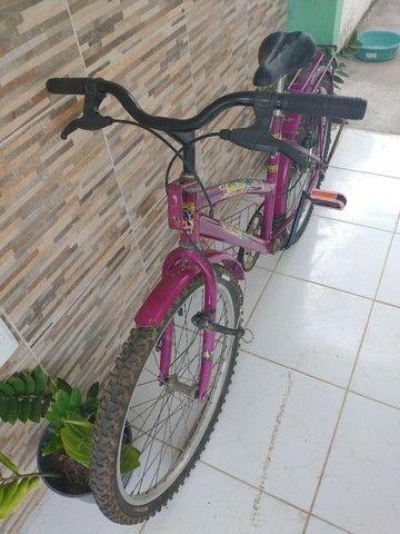 Bicicleta feminina aro 24 - Foto 3