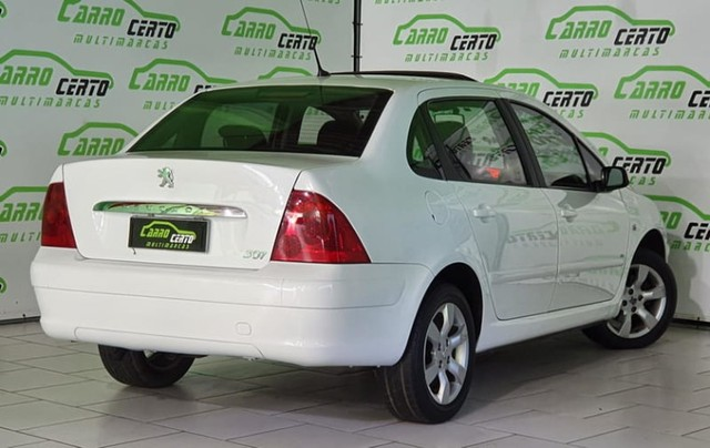 peugeot 307 sedan presence (pack) 1.6 c/ teto - Foto 10