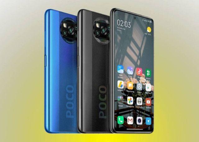 Celular Smartphone Xiaomi Pocophone Poco X3 128gb 6gb Ram Original Global - Foto 4